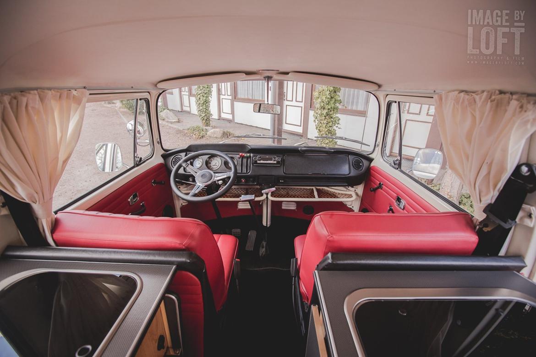 "VW T2 Deluxe Camper bus ""Ollie"" billede 8"