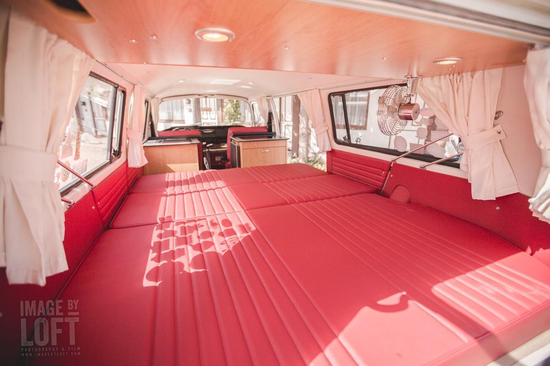 "VW T2 Deluxe Camper bus ""Ollie"" billede 13"
