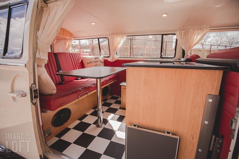 "VW T2 Deluxe Camper bus ""Ollie"" billede 10"