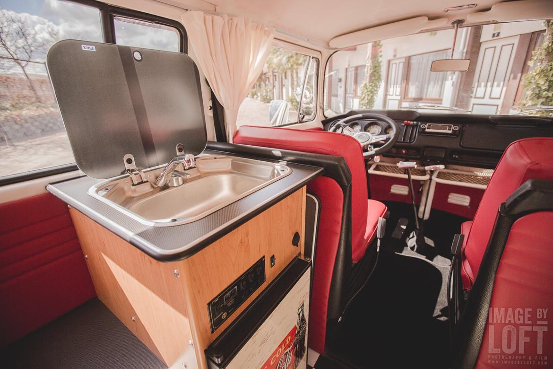 "VW T2 Deluxe Camper bus ""Ollie"" billede 15"