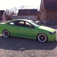 Opel Astra G Coupe••Green illusion••