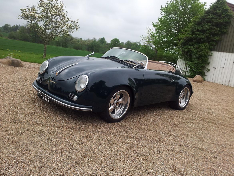 Porsche 356 Speedster Widebody Solgt Billeder Af Biler Uploaded Af Franke