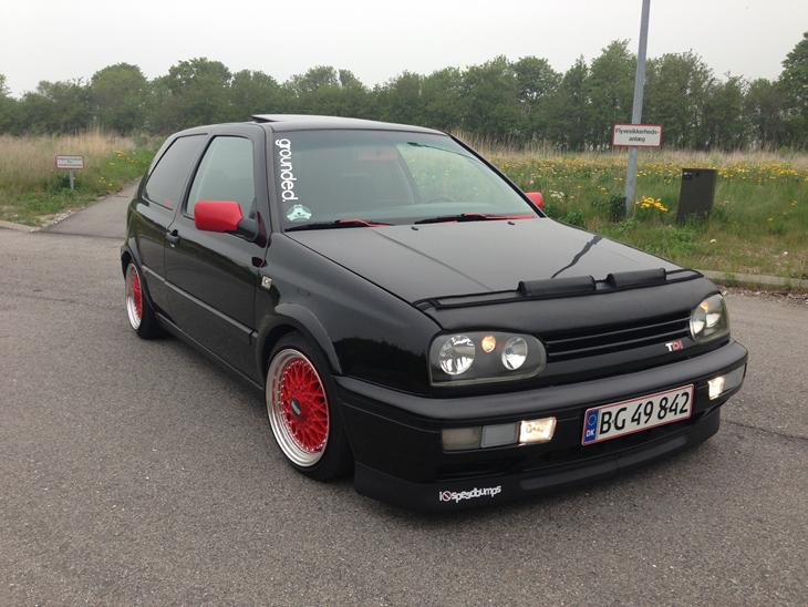 vw golf 3 1 9 tdi gt solgt 1994 en golf 3 tdi jeg har k bt he. Black Bedroom Furniture Sets. Home Design Ideas