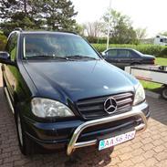 Mercedes Benz ML 320 aut (W163) - Solgt