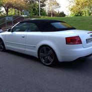 Audi A4 cabriolet S-Line solgt
