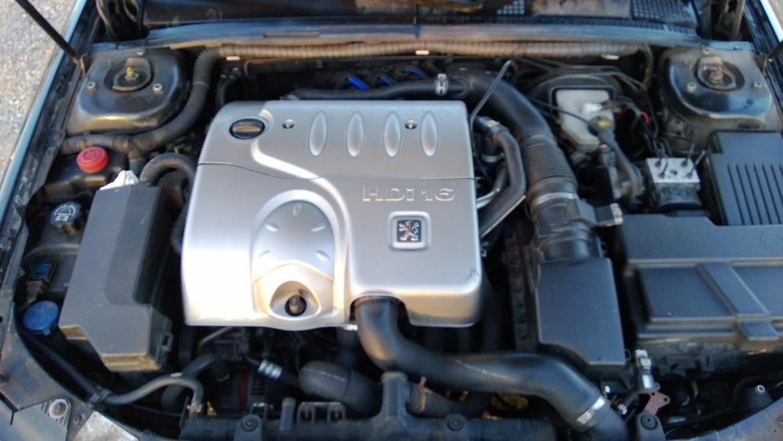 Peugeot 406 2.2 HDI van billede 8