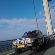 Nissan Patrol GR 4,2 Benzin aut. Dobbel Cab 4x4