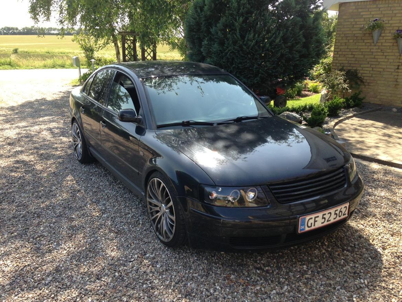 VW Passat 3B Limo turbo billede 18
