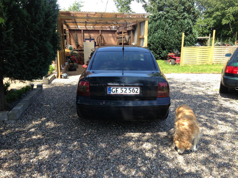 VW Passat 3B Limo turbo billede 9