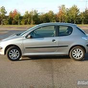 Peugeot 206 Til salg