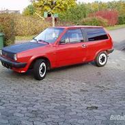 VW polo 2- solgt