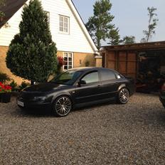 VW Passat 3B Limo turbo