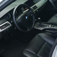 BMW E60 5-Serie SOLGT