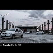 Skoda Fabia RS
