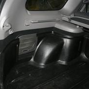 Subaru Forester XT 2,5 AWD Aut (SG9)
