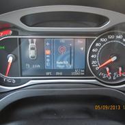 Ford S-max 2.5 20V Turbo