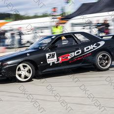 Nissan Skyline R32 GTS-T Drift