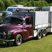 Austin-Morris Minor 1000 Pick-up. Mr Ti hunne.