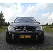 Mercedes Benz ML63 AMG #solgt#
