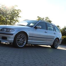 BMW E46 330D touring