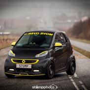 Smart Fortwo Coupé Edition Nightlight