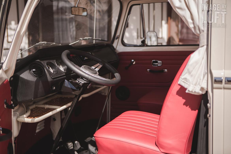 "VW T2 Deluxe Camper bus ""Ollie"" billede 16"