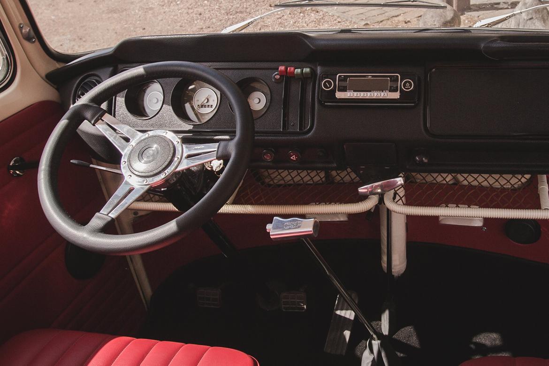 "VW T2 Deluxe Camper bus ""Ollie"" billede 17"