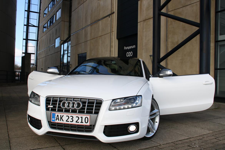 Audi A5 SOLGT billede 1