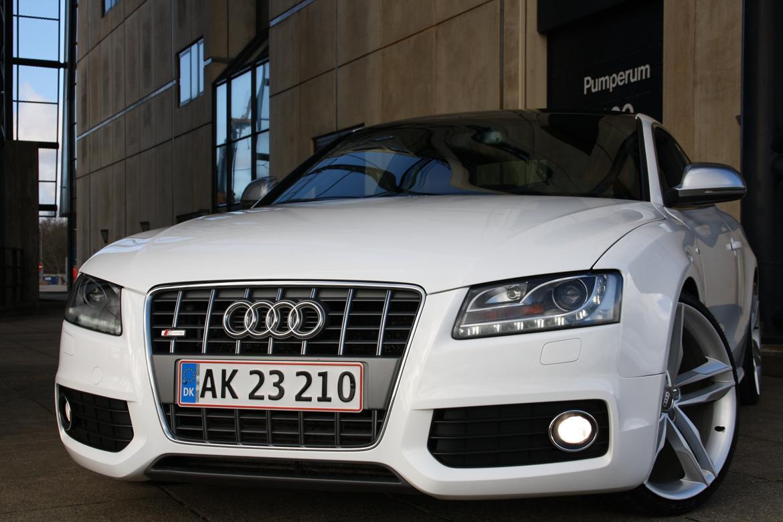 Audi A5 SOLGT billede 2