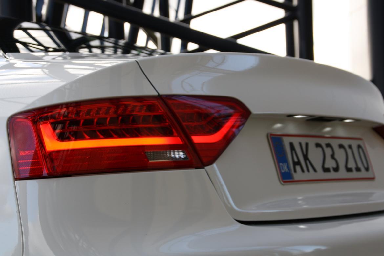 Audi A5 SOLGT billede 4