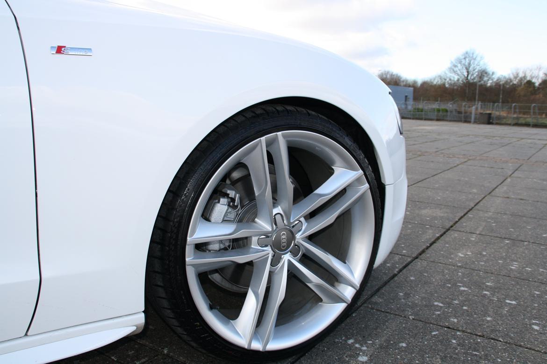 Audi A5 SOLGT billede 7
