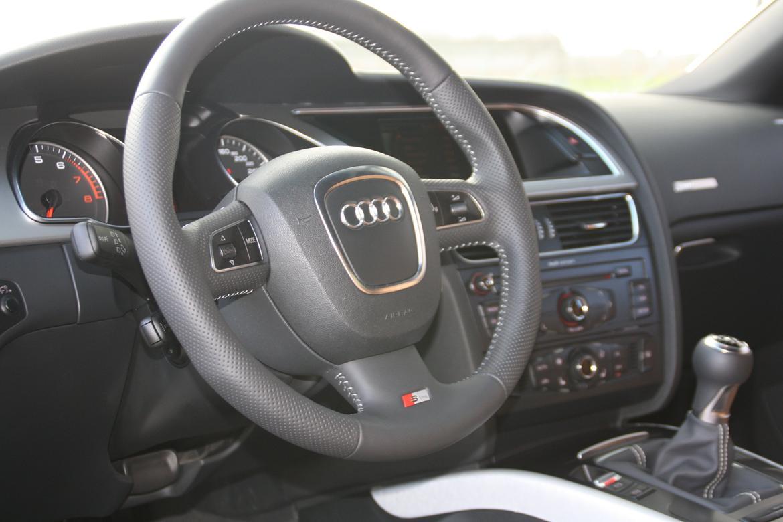 Audi A5 SOLGT billede 17