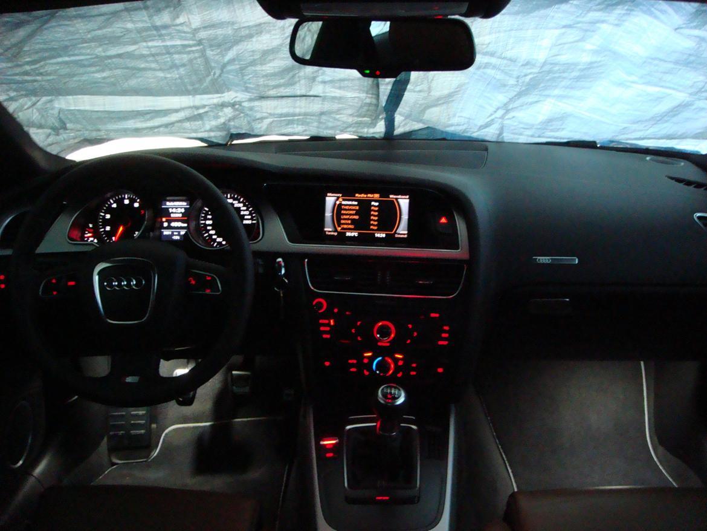 Audi A5 SOLGT billede 30
