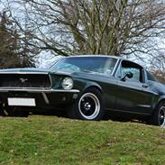 """Ford Mustang GT Fastback """"Bullitt"""""""
