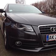 Audi A4 B8, stc., SOLGT