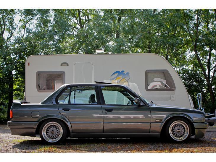 Bmw E30 325i 24v M Technic 2 1987 Er Medlem Af Bmw