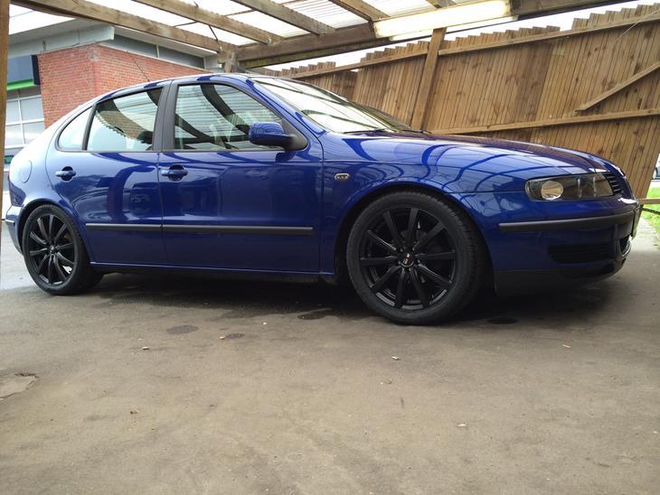 Seat leon 1m 2001 skide god og stabil bil den for Mueble 2 din seat leon 1m