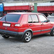 VW Golf 2 Function Bobby