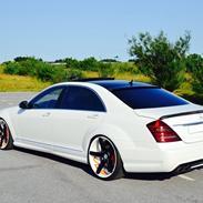 Mercedes Benz S500 L ** SOLGT **