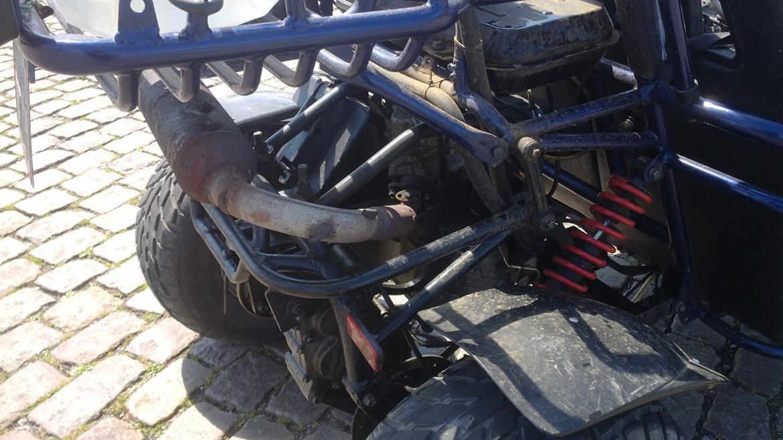 Texas Kinroad Sahara 250 - Billeder af biler - Uploaded af