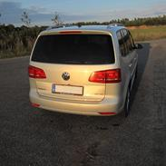 VW Touran Highline (MiniBussen)