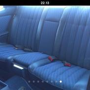 Mercedes Benz w123 230 CE