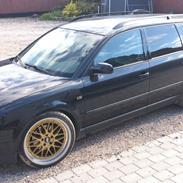 VW Passat (Totalskadet)
