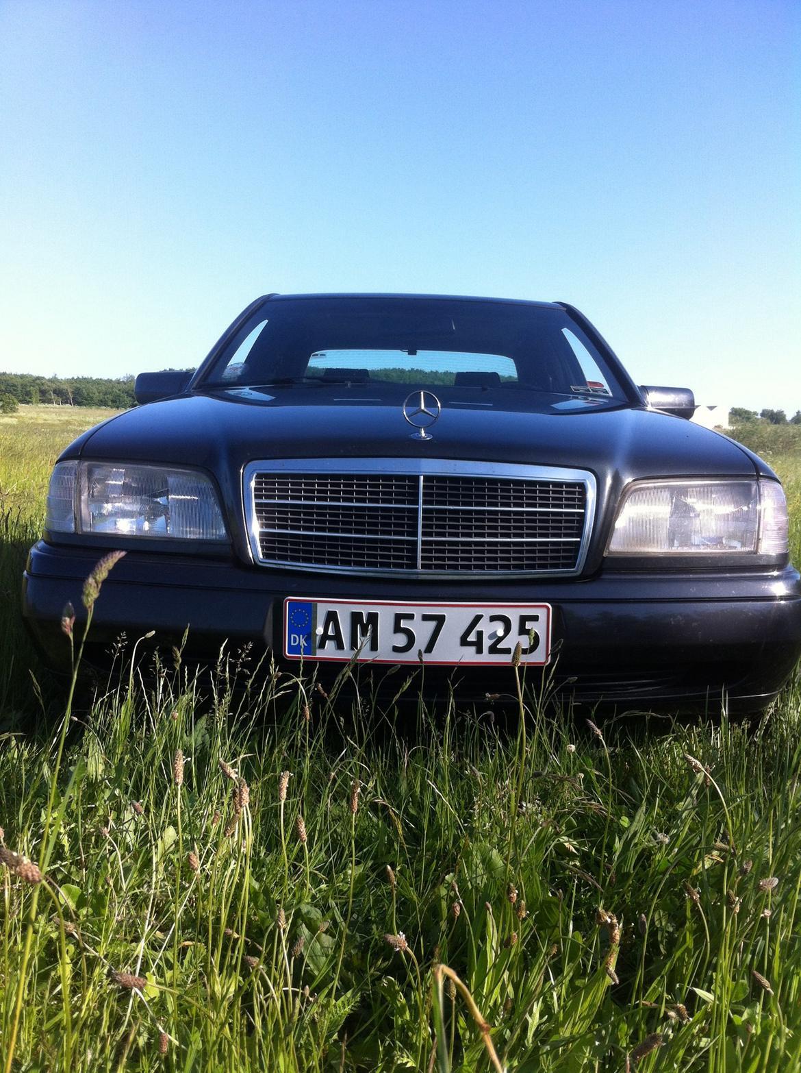 Mercedes Benz C180 billede 4