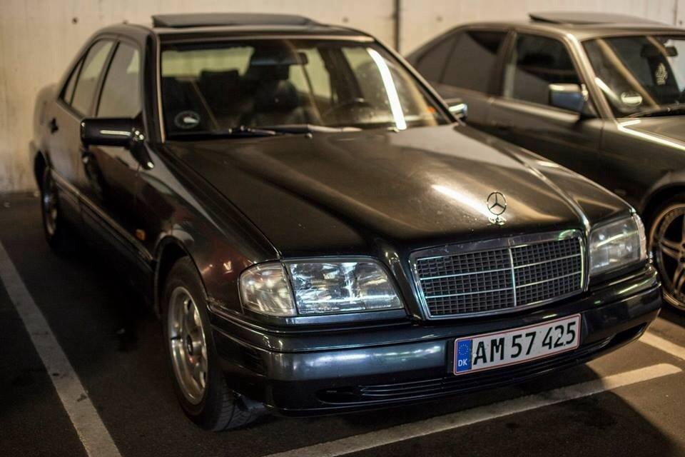 Mercedes Benz C180 billede 1