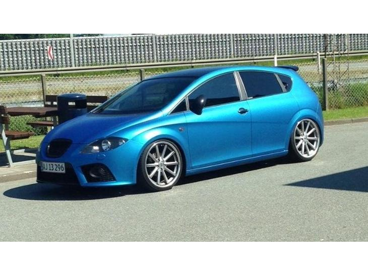 seat leon matt blue 2008 det er ikke s l nge siden. Black Bedroom Furniture Sets. Home Design Ideas