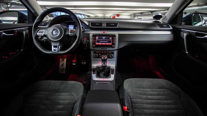 VW Passat Variant R-Line billede 13