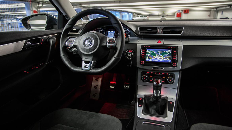 VW Passat Variant R-Line billede 14