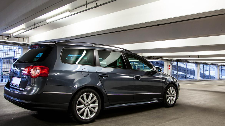 VW Passat Variant R-Line billede 5