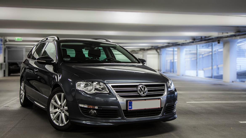 VW Passat Variant R-Line billede 1